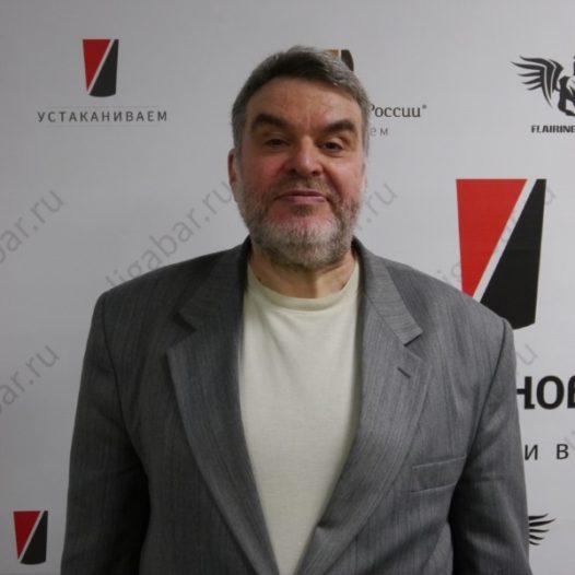Независимый винный эксперт Владимир Чеботарев