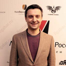 Координатор Лиги Сомелье Ямалеев Андрей Федорович