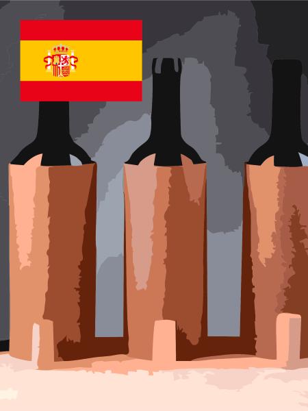 Дегустация испанских вин. Лига Сомелье