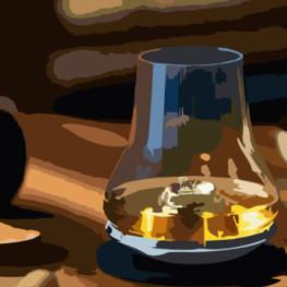 Дегустация крепких алкогольных напитков. Лига Сомелье