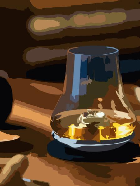 Дегустация крепких алкогольных напитков