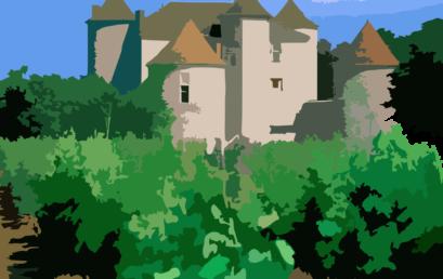 Ключи к виноградникам Европы