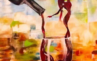 Вино и искусство