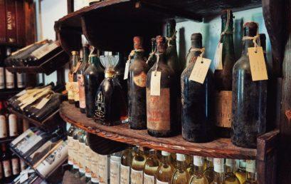 История винной этикетки