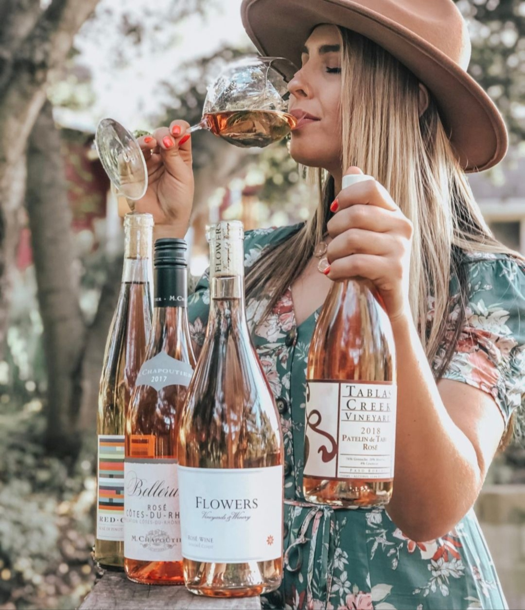Топ розовых вин на все случаи жизни