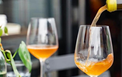 Оранжевые вина – только факты